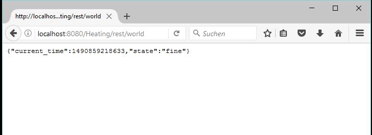 Using Tomcat as JAVA REST server – Tobias Blickle